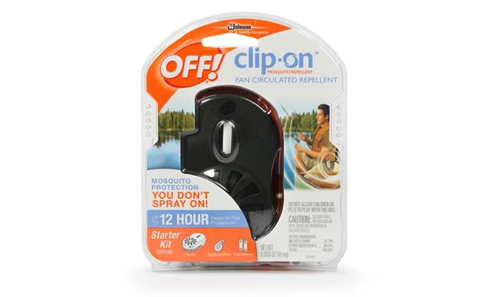 off clip on refill instructions