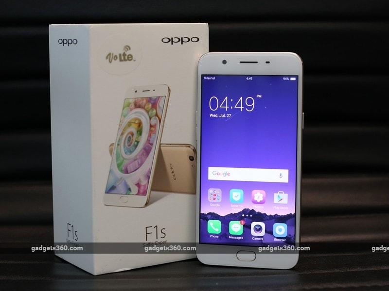 oppo f1s operating instructions