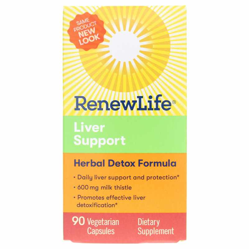 renew life liver cleanse instructions