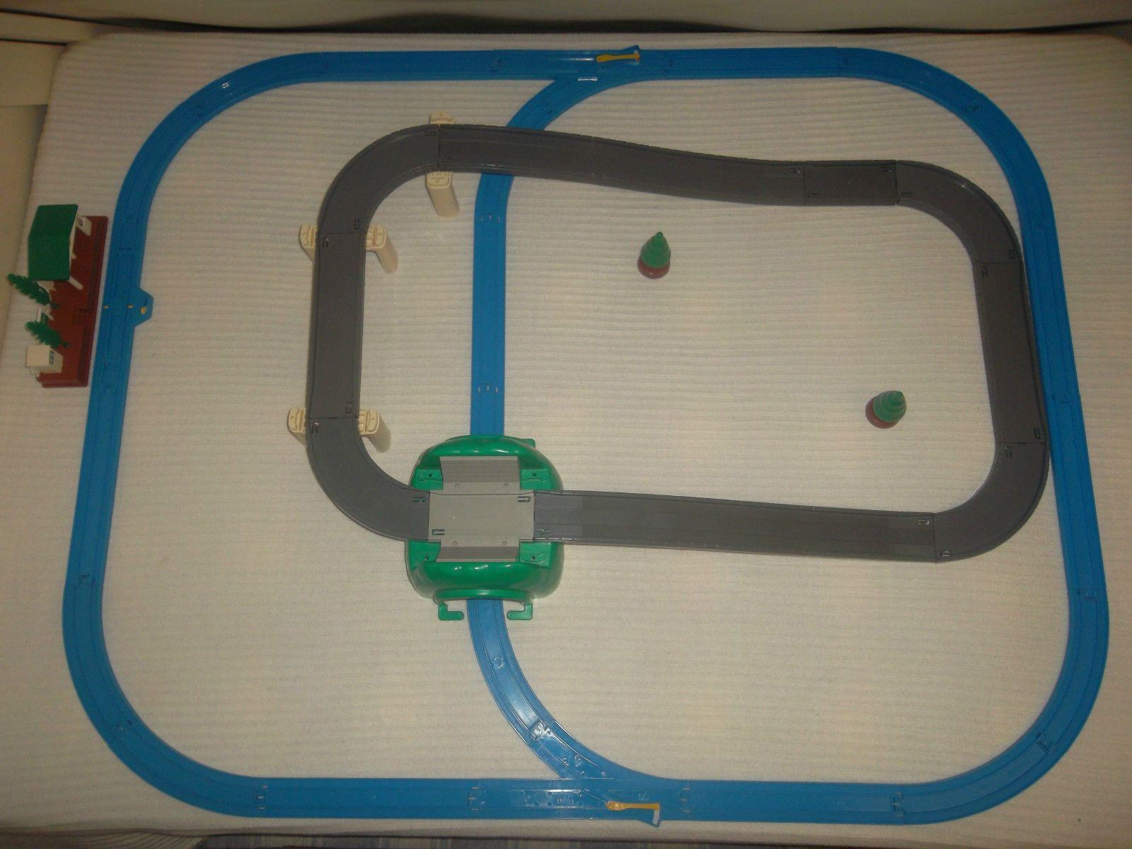 thomas trackmaster cranky instructions