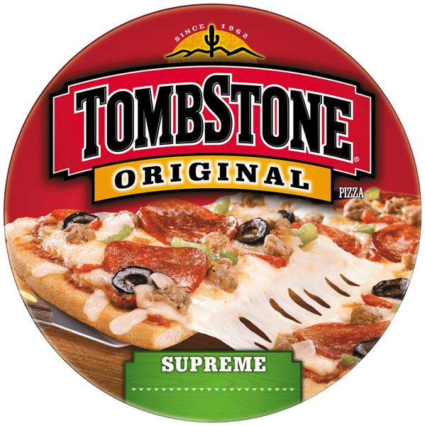 tombstone pizza cooking instructions