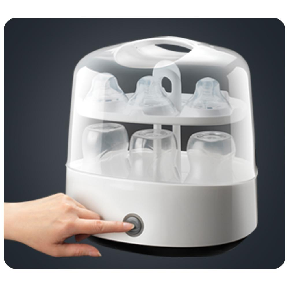 tommee tippee closer to nature steriliser instructions