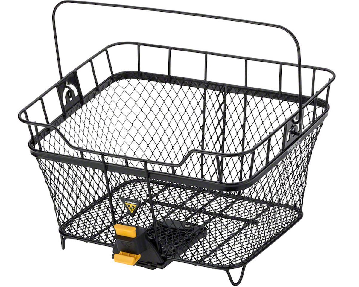 topeak front basket instructions