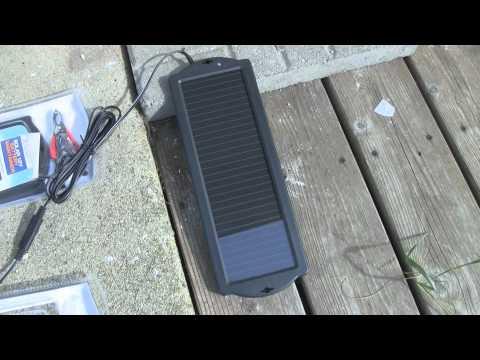 topray solar briefcase instructions