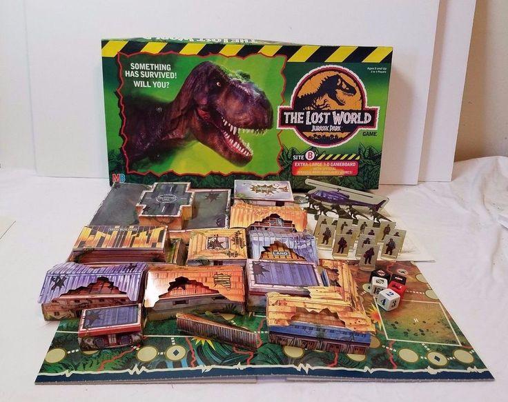 tyrannosaurus rex board game instructions