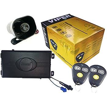 viper car alarm installation instructions